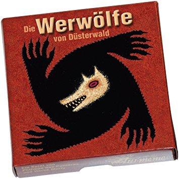 Gruppenspiele für Erwachsene Werwölfe von Düsterwald