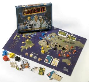 Teambuildingspiel Pandemie