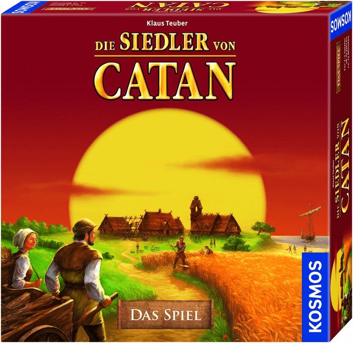 Spiele für Erwachsene Gruppen Siedler von Catan