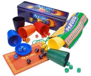Spiele für Erwachsene Perudo