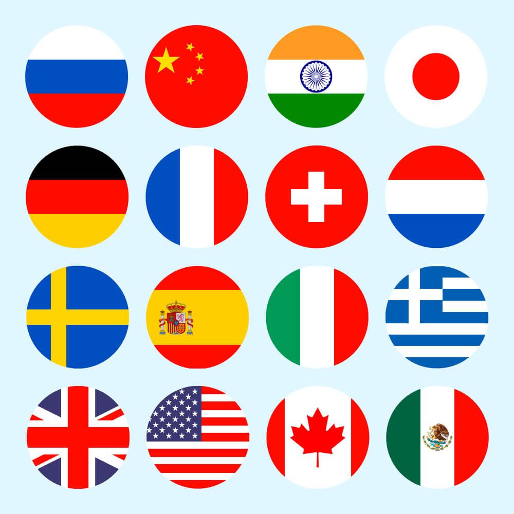 Quizfragen Flaggen