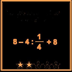 Rätselspiele rechnen 15 november 2