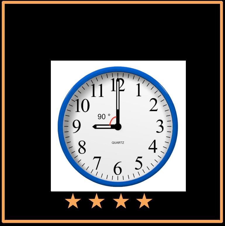 Logikrätsel Uhr