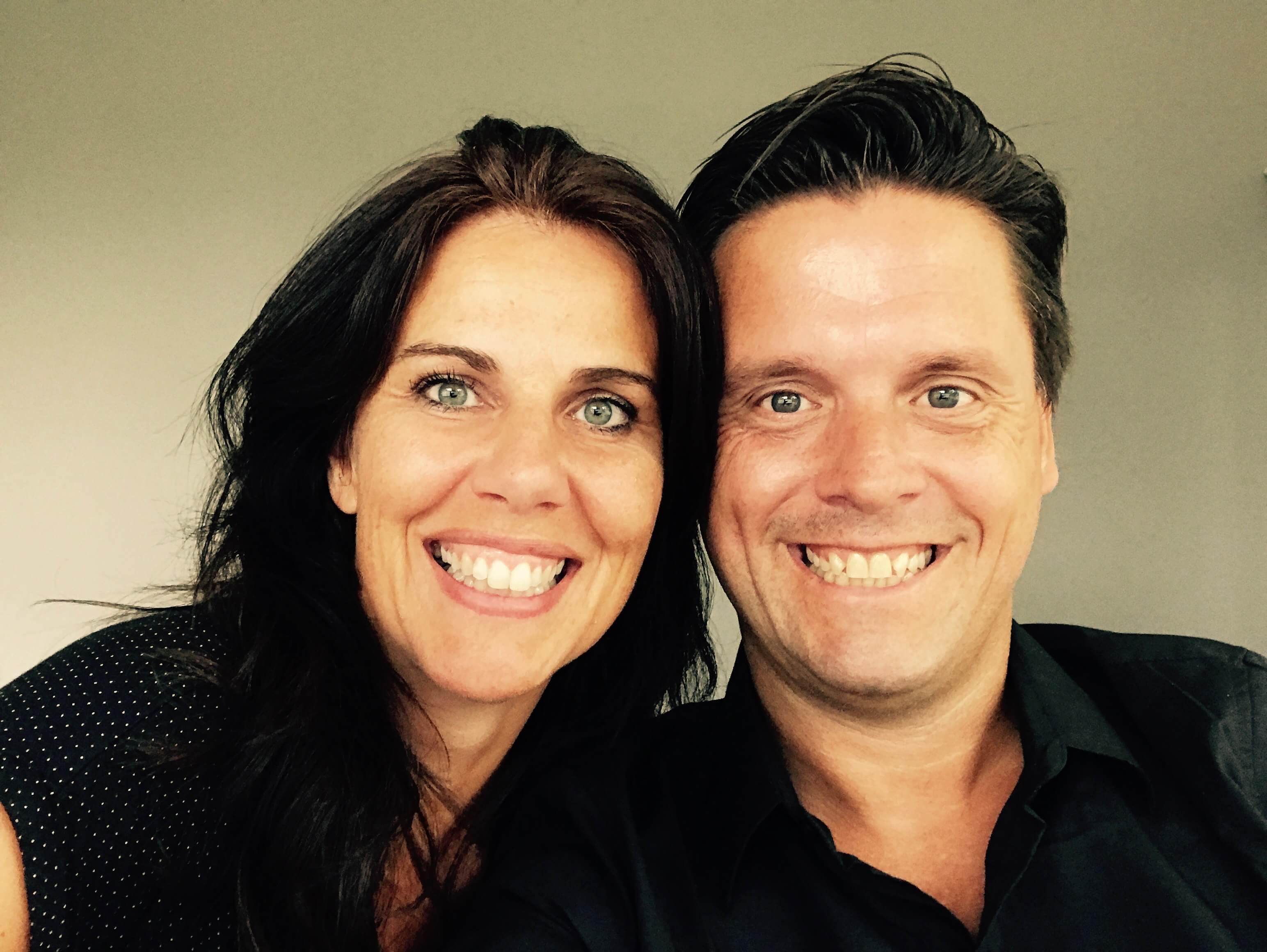 Richard und Marjolein