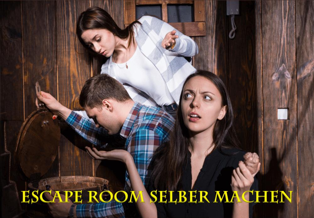 Escape Room selber machen