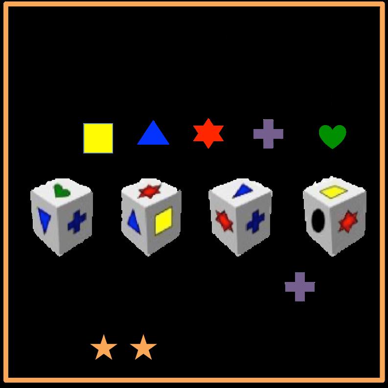 Rätsel Formen