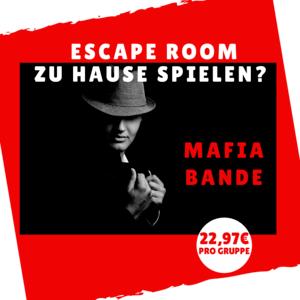 Escape Room Mafia Bande