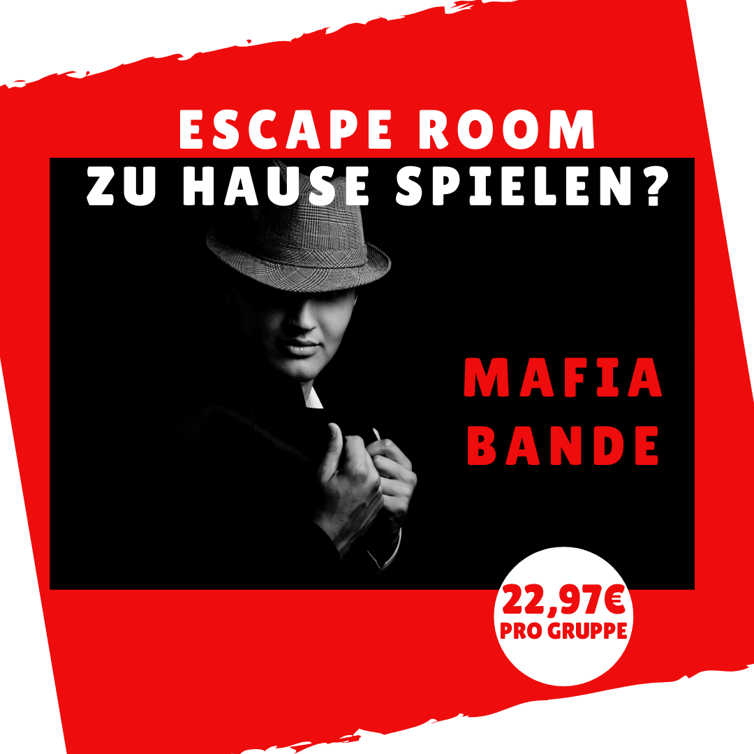Escape Room Mafia Bande