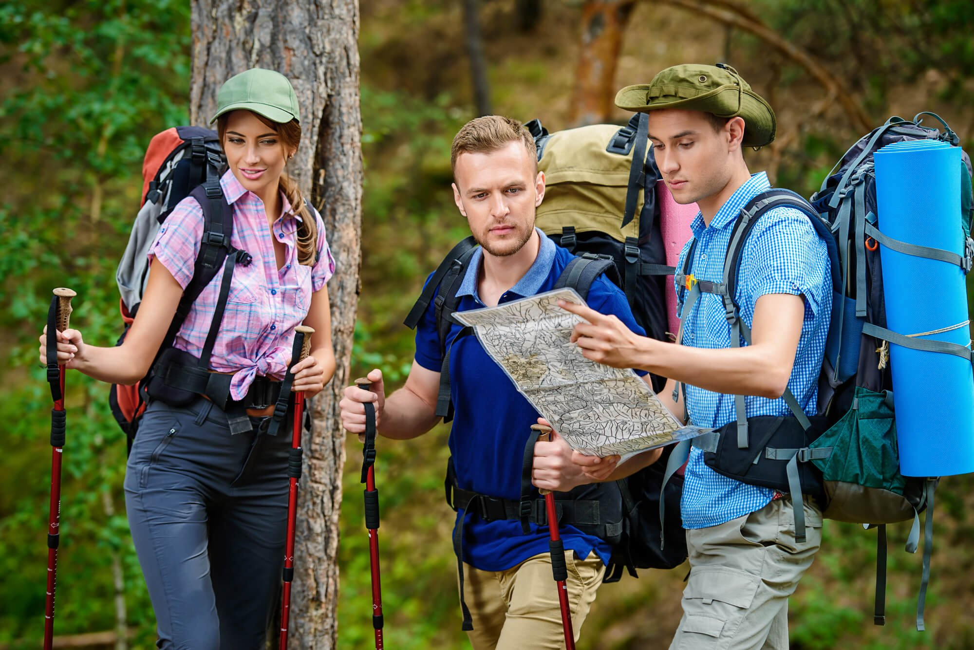 outdoor survival aktitvität