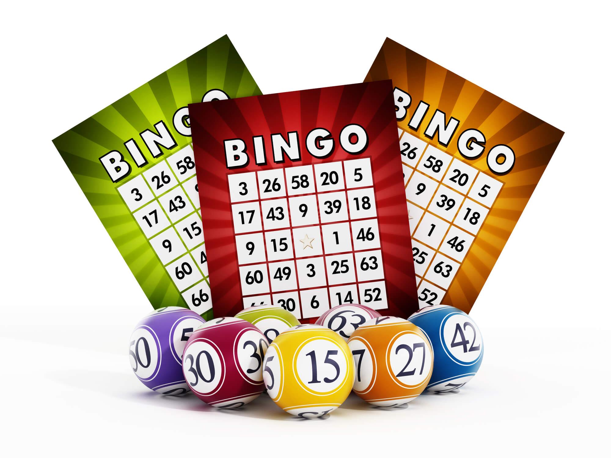 Bingo Gemeinschaftsspiele